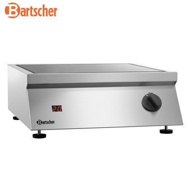 Indukční vařič ITH 30-265 Bartscher, 400 x 455 x 160 mm - 3 kW / 230 V - 8,8 kg - 3