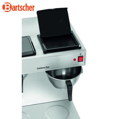 Kávovar Contessa Duo Bartscher, 2 x 2 litry - 430 x 400 x 520 mm - 3,2 kW / 230 V - 3