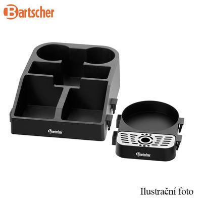 Odkapávací miska Z50 pro termokonvice Bartscher, Z50-170 - 205 x 255 x 40 mm - 0,31 kg - 3