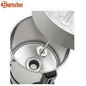 Kávovar PRO Plus 40T Bartscher, 6 l (40-48 šálků) - 1,2 kW / 230 V - 3,18 kg - 3/4