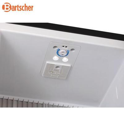 Minibar 34 l pevné dveře Bartscher, 402 x 470 x 557 mm - 34 litrů - 17,3 kg - 3