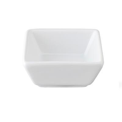 Miska porcelánová Basic barevná, černá - 76 x 76 x 35 mm - 0,06 l - 3