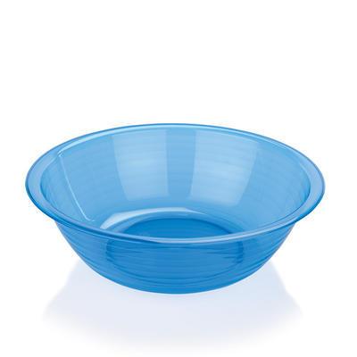 Mísa salátová čirá, 32 cm / čirá modrá - 10,0 cm - 4 l - 3