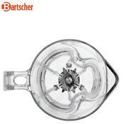 Smoothie mixér RIO Bartscher, 1,3 l - 0,45 kW / 220-240 V - 3,1 kg - 3/6