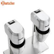 Mixér barový dvojitý 2 x 700 ml Bartscher, 2 x 0,7 l - 0,8 kW / 230 V - 7,5 kg - 3/3