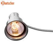 Infračervená lampa stolní Bartscher, 200 x 250 x 700 mm - 0,25 kW / 230 V - 6,1 kg - 3/4