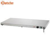 Ohřívací nerezová deska Bartscher, 1000 x 500 x 64 mm - 0,6 kW / 230 V - 16 kg - 3/3