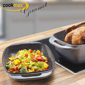 Pekáč XXL s víkem Cookmax Gourmet - 3/4
