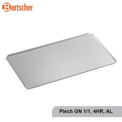 Plechy a rošty pro horkovzdušné trouby Bartscher, AT400 / 600x400x8 mm - Rošt, nerez.ocel - 1,4 kg - 3