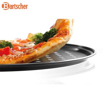 Plech na pizzu 290 mm děrovaný Bartscher - 3