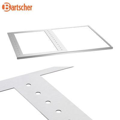 Police pro Snackpoint 200 Bartscher, M6 = plocha / výřez - 345 x 545 / 345 x 545 mm - 2,85 kg - 3