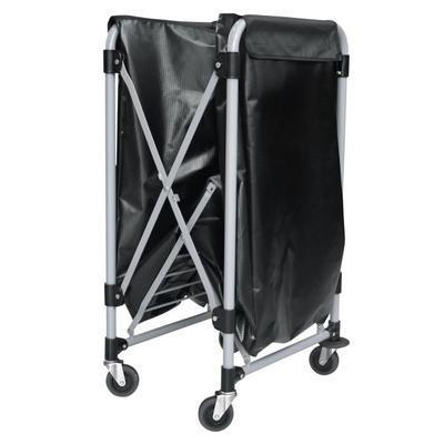 Vozík hotelový na prádlo 4434, 66 x 49,5 x 86 cm - 9 kg - 3