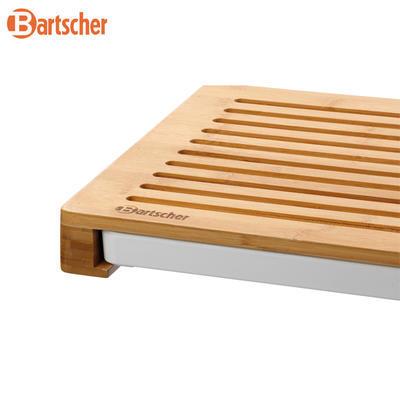 Prkno na chleba 600 Bartscher, 600 x 400 x 43 mm - 3,15 kg - 3