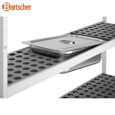 Regál a regálový systém Kit 3 Bartscher, 1500 x 360 x 1800 mm - 17,6 kg - 3