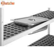 Regál a regálový systém Kit 3 Bartscher, 1500 x 360 x 1800 mm - 17,6 kg - 3/3