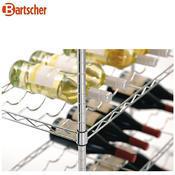 Regál na víno Bartscher, 915 x 355 x 1370 mm - 100-130 ks lahví - 12,5 kg - 3/5