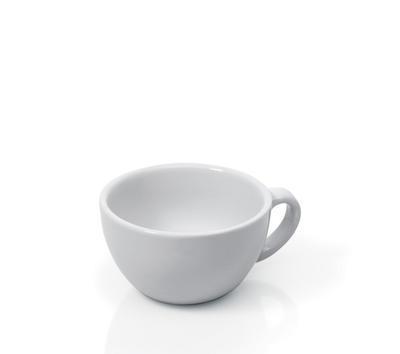 Šálek a podšálek na cappuccino Italia, šálek - 5,5 x 9,5 cm - 0,20 l - 3