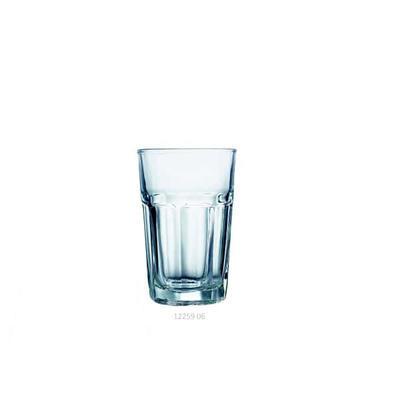 Sklenice nápojové tvrzené Torilla, 0,28 l - 6 / 8 cm - 12 cm - 3