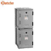 Termobox 12 x GN 1/1 Bartscher, 450 x 645 x 620 mm - 87 l - 15,3 kg - 3/4