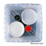 Stohovatelný přepravní box 32 litrů, box 32 l - 40 x 40 x 31,5 cm - 3/7