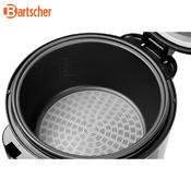 Vařič rýže pro 20-30 osob Bartscher, 440 x 390 x 345 mm - 2 kW / 230 V - 6,8 kg - 3/6