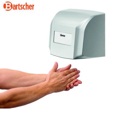 Vysoušeč rukou 1,35 kW Bartscher, 250 x 170 x 240 mm - 1,35 kW / 220-240 V - 3,6 kg - 3