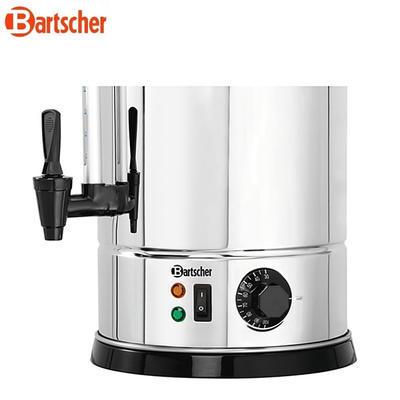 Zásobník horké vody 8,5 l dvouplášťový Bartscher, 8,5 l - 1,6 kW / 230 V - 2,65 kg - 3