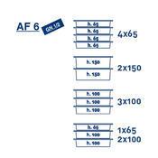 Termoport Melform AF 6 - GN 1/2 - 4/4