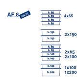 Termoport Melform AF 8 - GN 1/1 - 4/4