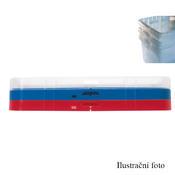 Stohovatelný přepravní box 32 litrů, box 32 l - 40 x 40 x 31,5 cm - 4/7