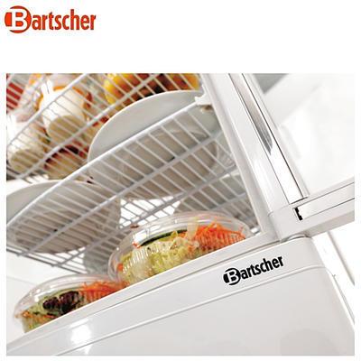 Chladicí mini vitrína 86 l samoobslužná Bartscher, 425 x 435 x 980 mm - 86 l - 0,18 kW / 230 V - 4