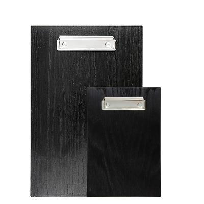 Desky s klipem na menu, A5 - 17 x 24 x 0,4 cm - přírodní světlá - 4