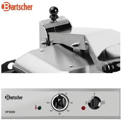 Gril kontaktní výškově nastavitelný Bartscher - 4