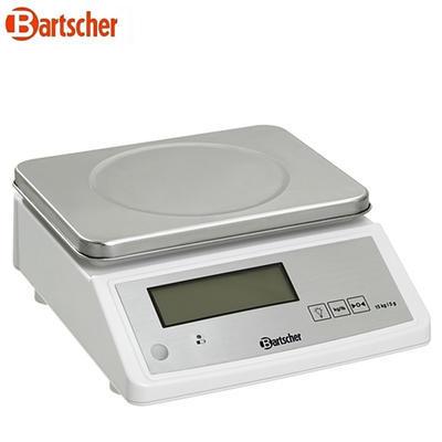 Váha do 15 kg s přesností 5 g Bartscher, 15 kg - 280 mm - 2,8 kg - 4