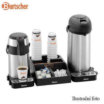 Odkapávací miska Z50 pro termokonvice Bartscher, Z50-170 - 205 x 255 x 40 mm - 0,31 kg - 4