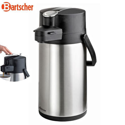 Konvice izolovaná s pumpou 1,9 l Bartscher - 4