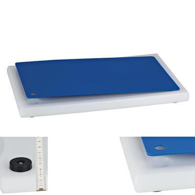 Prkno s 6 barevnými deskami Gourmet Board, 40 x 30 x 3 cm - 4