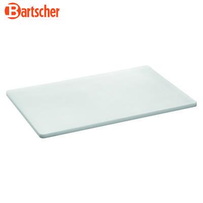 Prkno krájecí bílé PE Bartscher - 4