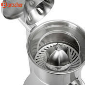 Lis na citrusy Bartscher CS1, 220 x 330 x 375 mm - 0,23 kW / 230 V - 8,61 kg - 4/4