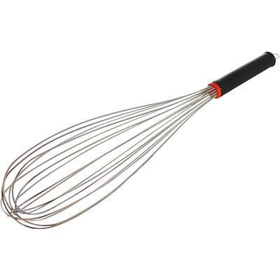 Metla šlehací pevná a odolná 16 drátů, 30 cm - 4
