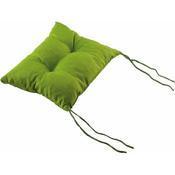 Polštář pro dětskou jídelní židli, zelený - 20 x 30 cm - 4/4