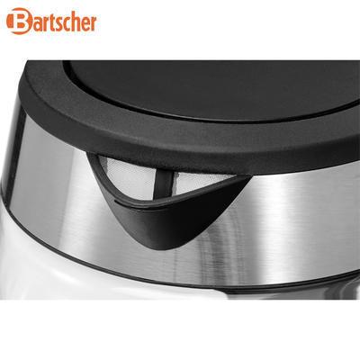 Rychlovarná konvice sklo 1,7 l Bartscher - 4