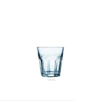 Sklenice nápojové tvrzené Torilla, 0,28 l - 6 / 8 cm - 12 cm - 4