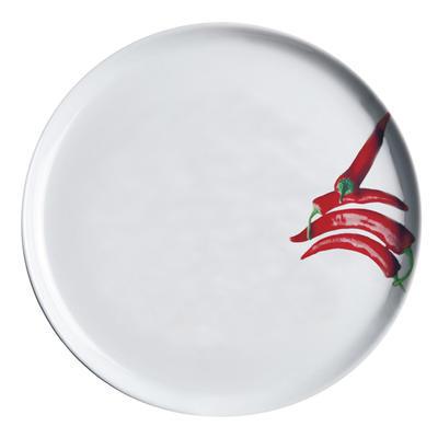 Talíř na pizzu s motivem, 30 cm - kuchař - 4