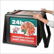 Termobox Pizza Frontloader 100 l - 4/7