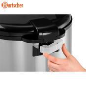 Vařič rýže pro 20-30 osob Bartscher, 440 x 390 x 345 mm - 2 kW / 230 V - 6,8 kg - 4/6