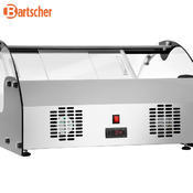 Chladicí vitrína 105 l samoobslužná Bartscher, 700 x 880 x 410 mm - 0,105 kW / 220-240 V - 38 kg - 4/4