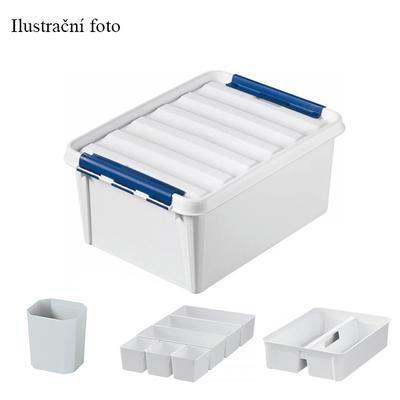 Box přepravní a skladovací Robust, box 45 l - 59 x 39 x 33 cm - 5