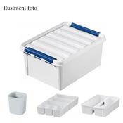 Box přepravní a skladovací Robust, box 45 l - 59 x 39 x 33 cm - 5/5