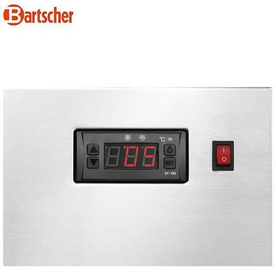 Chladicí mini vitrína 78 l Bartscher nerez, 430 x 390 x 986 mm - 78 l - 0,18 kW / 230 V - 5